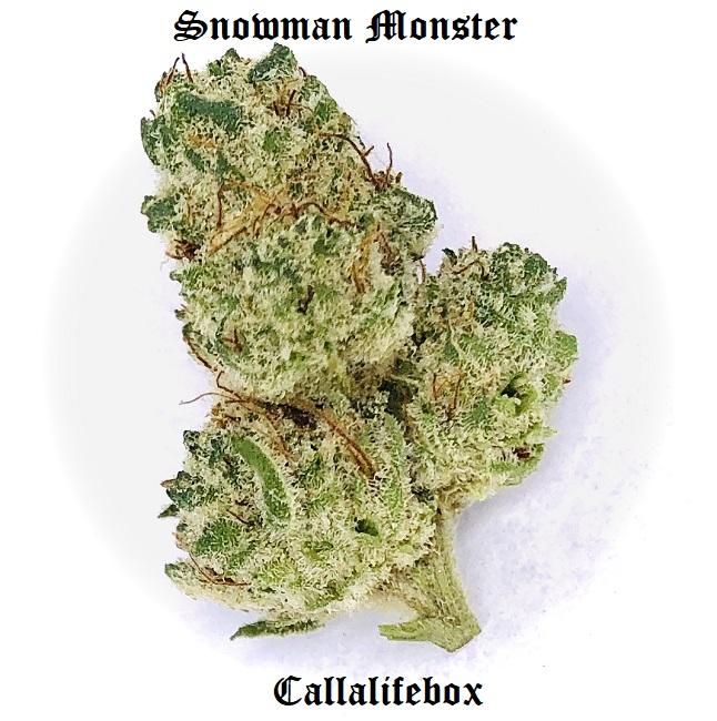 snowman monster